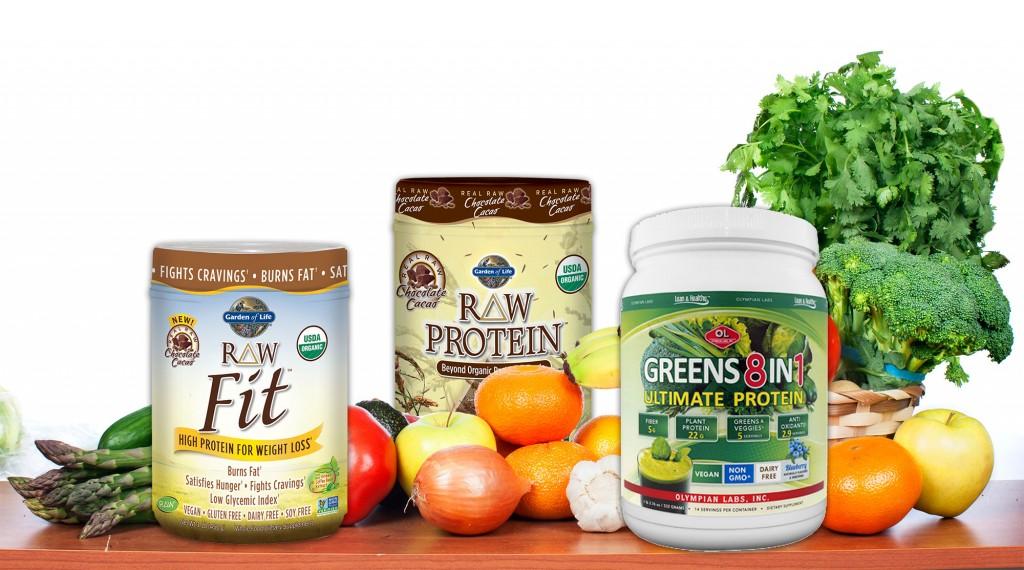 vegansproteins